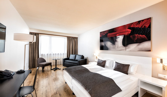 Wyndham Stuttgart Airport Messe Superior Room