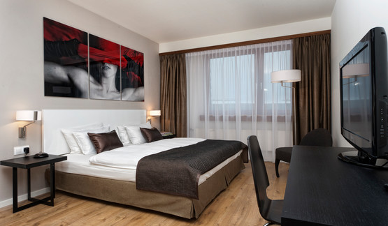 Wyndham Hotel Stuttgart Airport Messe Double Room